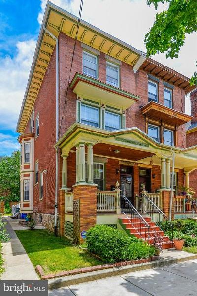Philadelphia Single Family Home For Sale: 823 S Saint Bernard Street