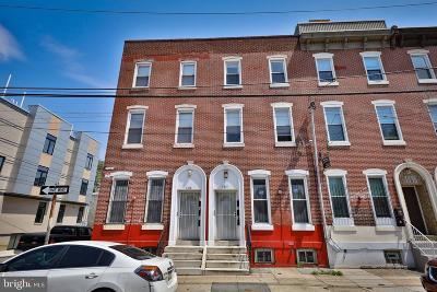 Philadelphia Multi Family Home For Sale: 1319 N 19th Street