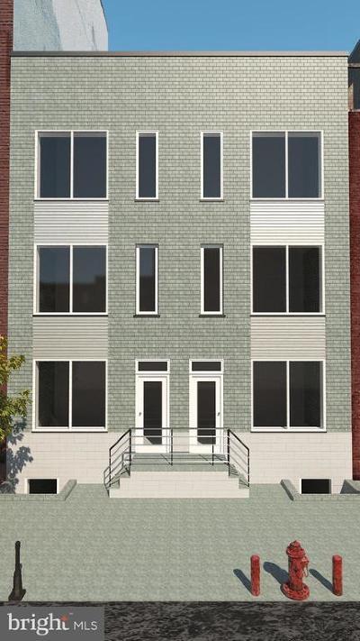 Philadelphia Multi Family Home For Sale: 1947 N 4th