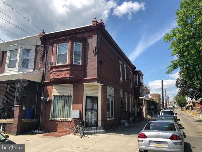 Philadelphia Multi Family Home For Sale: 735 E Ontario Street