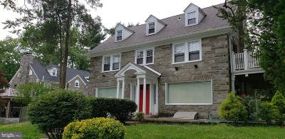 Philadelphia Single Family Home For Sale: 6906 Lincoln Drive