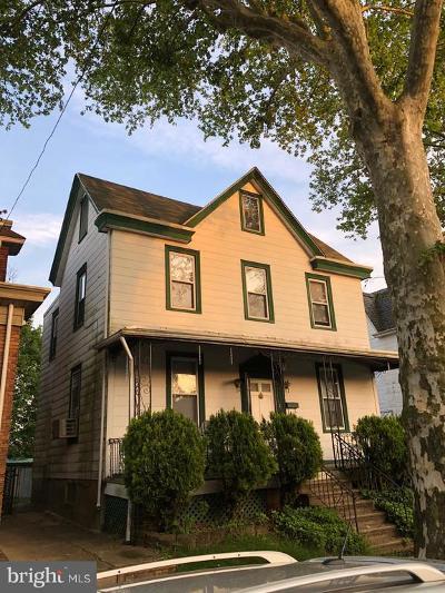 Philadelphia Single Family Home For Sale: 6323 Shelbourne Street