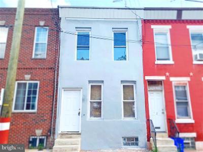 Point Breeze Townhouse For Sale: 2324 Greenwich Street
