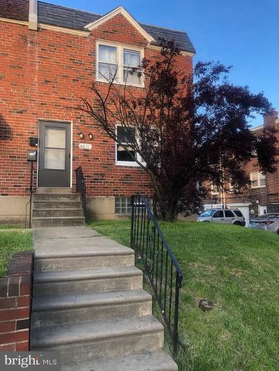 Philadelphia Multi Family Home For Sale: 6611 Harbison Ave