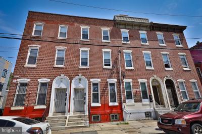 Philadelphia Multi Family Home For Sale: 1317 N 19th Street