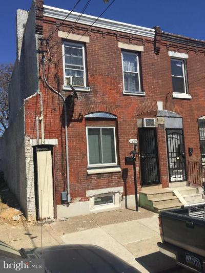 Philadelphia Townhouse For Sale: 1829 Hart Lane