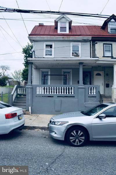 Holmesburg Single Family Home For Sale: 8066 Erdrick Street