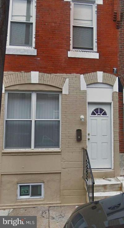 Philadelphia PA Townhouse For Sale: $209,900