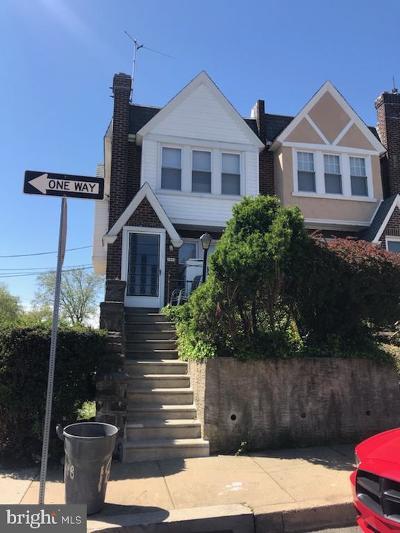 Philadelphia PA Townhouse For Sale: $125,000