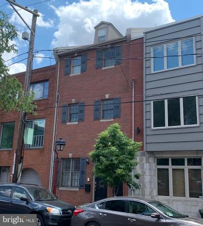 Society Hill Townhouse For Sale: 538 Lombard Street