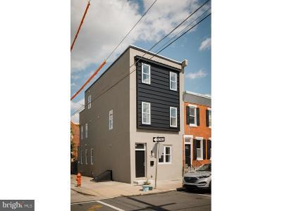 Fishtown Townhouse For Sale: 1231 E Fletcher Street