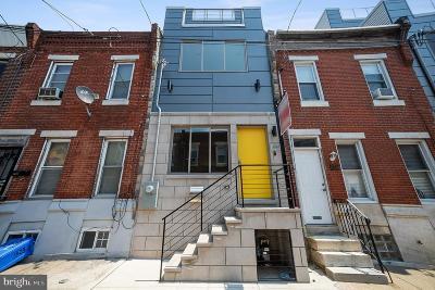 Philadelphia Townhouse For Sale: 1325 S Myrtlewood Street