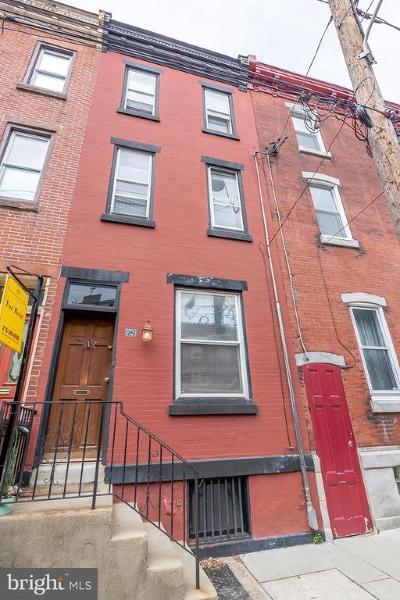 Philadelphia Townhouse For Sale: 972 1/2 N Randolph Street