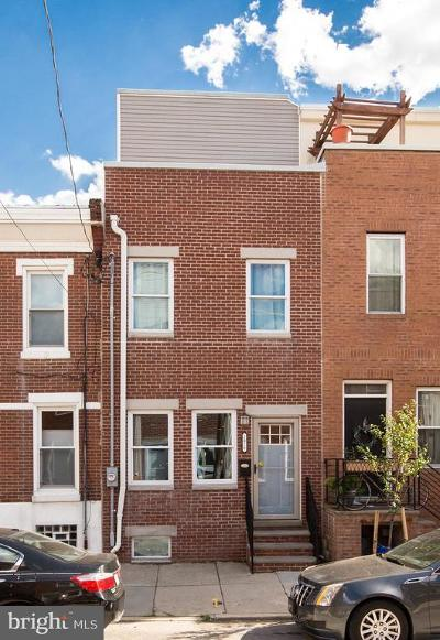 Philadelphia Townhouse For Sale: 2026 Manton Street