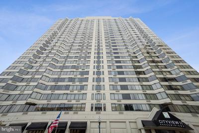 Philadelphia Condo For Sale: 2001 Hamilton Street #1507