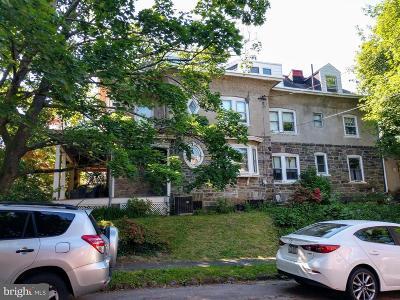 Philadelphia Single Family Home For Sale: 7738 Ardleigh Street