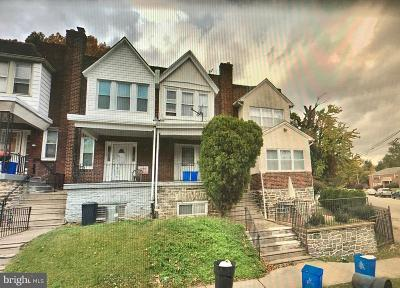 Mt Airy (East) Townhouse For Sale: 447 E Sharpnack Street