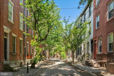 Rittenhouse Square Townhouse For Sale: 1807 Addison Street