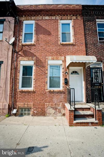 Point Breeze Townhouse For Sale: 2033 Wharton Street