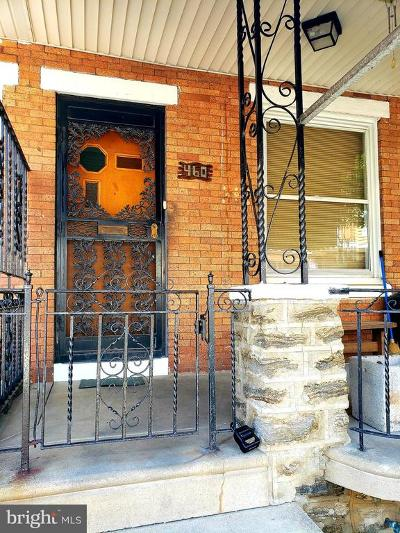 Germantown Townhouse For Sale: 460 E Cosgrove Street