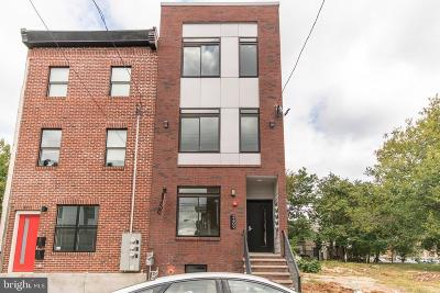 Brewerytown Multi Family Home For Sale: 2409 W Thompson Street