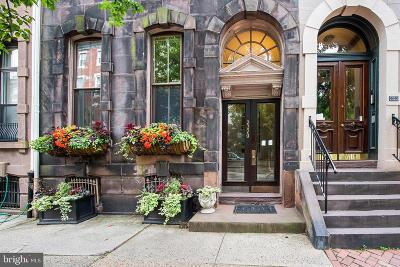 Fitler Square Multi Family Home For Sale: 2320 Spruce Street