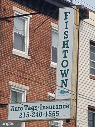 Philadelphia Townhouse For Sale: 2303 Frankford Avenue