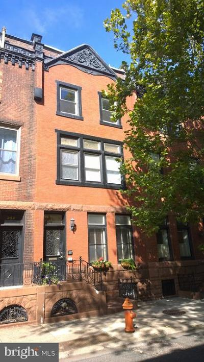 Fitler Square Condo For Sale: 250 S 23rd Street #3