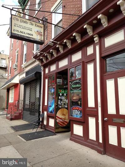 Philadelphia Single Family Home For Sale: 565 N 20th Street