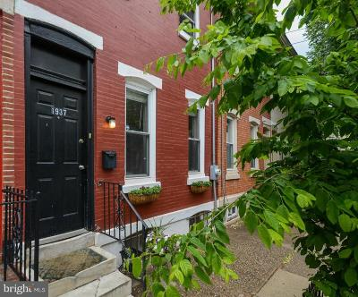 Graduate Hospital Townhouse For Sale: 1937 Montrose Street