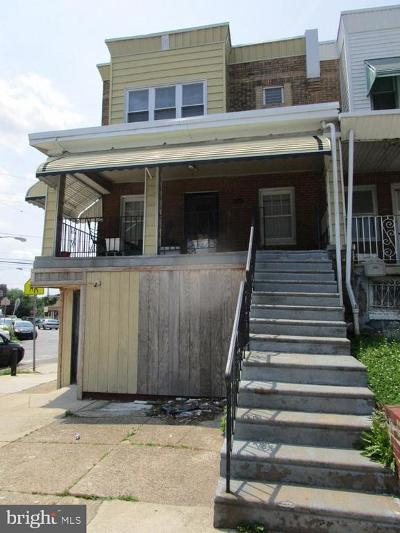 Townhouse For Sale: 1000 N 46th Street