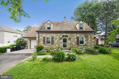 Philadelphia Single Family Home For Sale: 737 Byberry Road