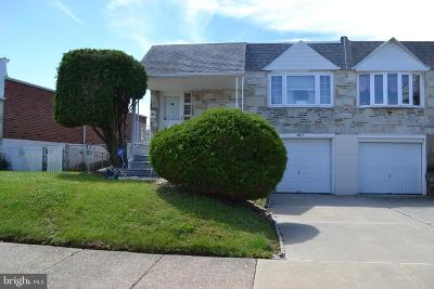 Philadelphia PA Single Family Home Under Contract: $259,900