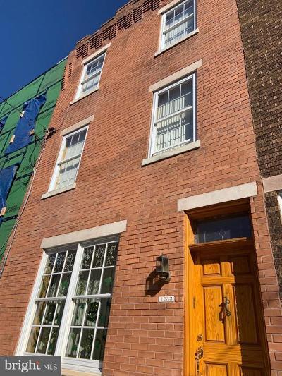 Philadelphia PA Townhouse For Sale: $650,000
