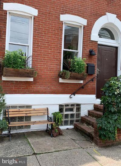 Graduate Hospital Townhouse For Sale: 2441 Grays Ferry Avenue
