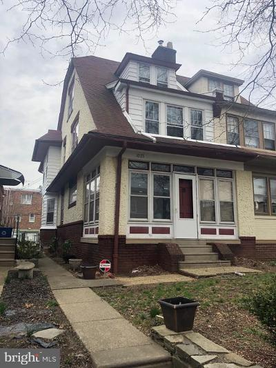 Philadelphia Single Family Home For Sale: 1025 Harrison Street