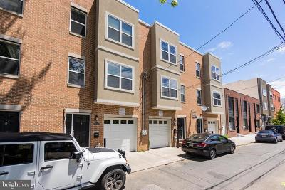 Philadelphia Townhouse For Sale: 1123 Lemon Street