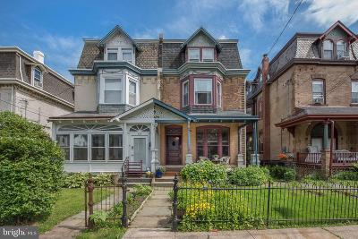 Philadelphia Single Family Home For Sale: 553 Leverington Avenue