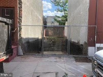 Point Breeze Residential Lots & Land For Sale: 2126 Fernon Street