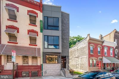 Philadelphia Townhouse For Sale: 1308 N 29th Street
