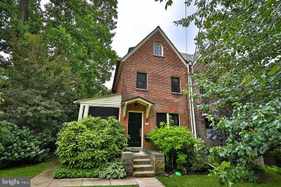 Chestnut Hill Single Family Home For Sale: 9190 Germantown Avenue
