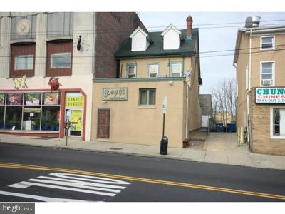Commercial For Sale: 8048 Frankford Avenue