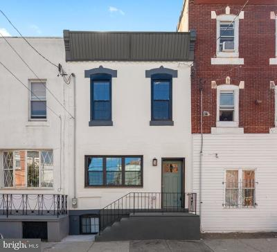 Philadelphia County Townhouse For Sale: 1816 S 5th Street