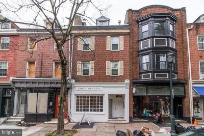 Philadelphia Multi Family Home For Sale: 1018 Pine Street