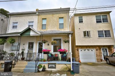 Manayunk Single Family Home For Sale: 309 Cotton Street