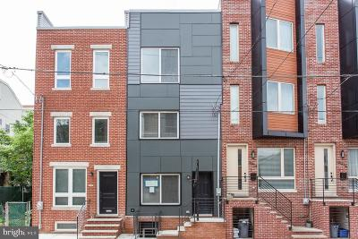 Point Breeze Townhouse For Sale: 2012 Wilder Street