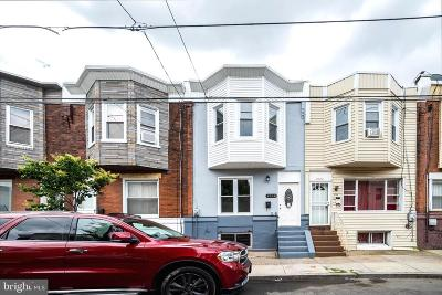 Point Breeze Townhouse For Sale: 2030 McKean Street