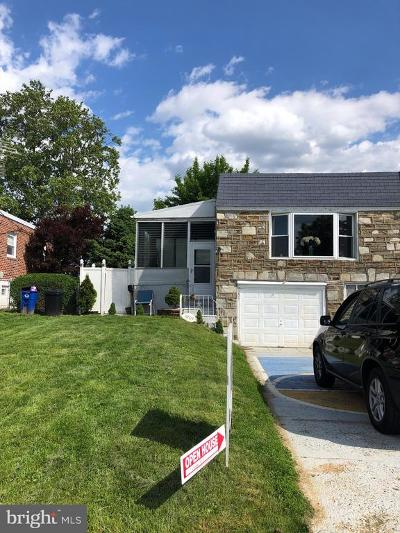 Torresdale Single Family Home For Sale: 9209 Leon Street
