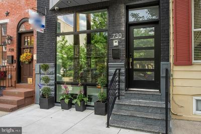 Bella Vista Townhouse For Sale: 730 Fitzwater Street
