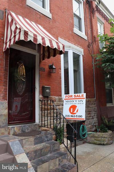 Art Museum Area Townhouse For Sale: 869 N 28th Street